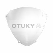 Bolha para Moto Srad 750 GSX-R 2010 2011 2012 2013 Otuky Padrão Cristal