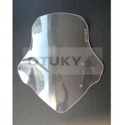 Bolha para Moto Ténéré 250 Xtz 2011 2012 2013 2014 2015 2016 2017 2018 Otuky Padrão Cristal