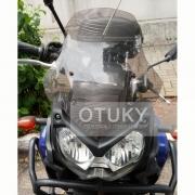 Bolha para Moto Ténéré 250 XTZ 2011 2012 2013 2014 2015 2016 2017 2018 Padrão Otuky