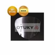 Bolha para Moto V-Strom DL 650 1000 2004 Até 2013 Menor Otuky Cristal