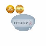 Bolha para Moto V-Strom DL 650 1000 2004 Até 2013 Menor Otuky Fume Escuro