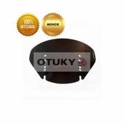 Bolha para Moto V-Strom DL 650 1000 2004 Até 2013 Menor Otuky Preto