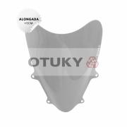 Bolha para Moto XF 650 Freewind 2001 2002 2003 Otuky Alongada +10cm