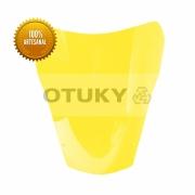 Bolha para Moto XT 660 R 2005 2006 2007 2008 2009 2010 2011 2012 2013 2014 2015 2016 2017 2018 Padrão Amarelo Otuky