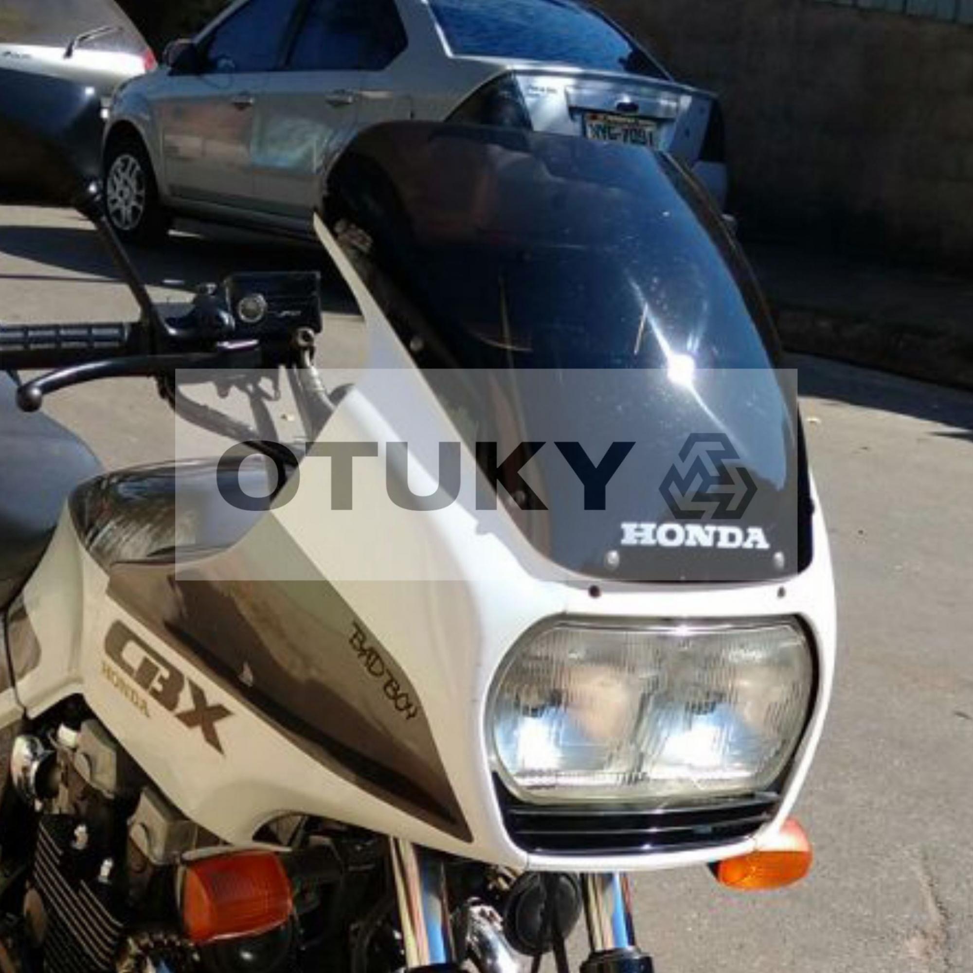 Bolha para Moto CBX 750 F Galo 1987 1988 1989 1990 Fumê Escuro