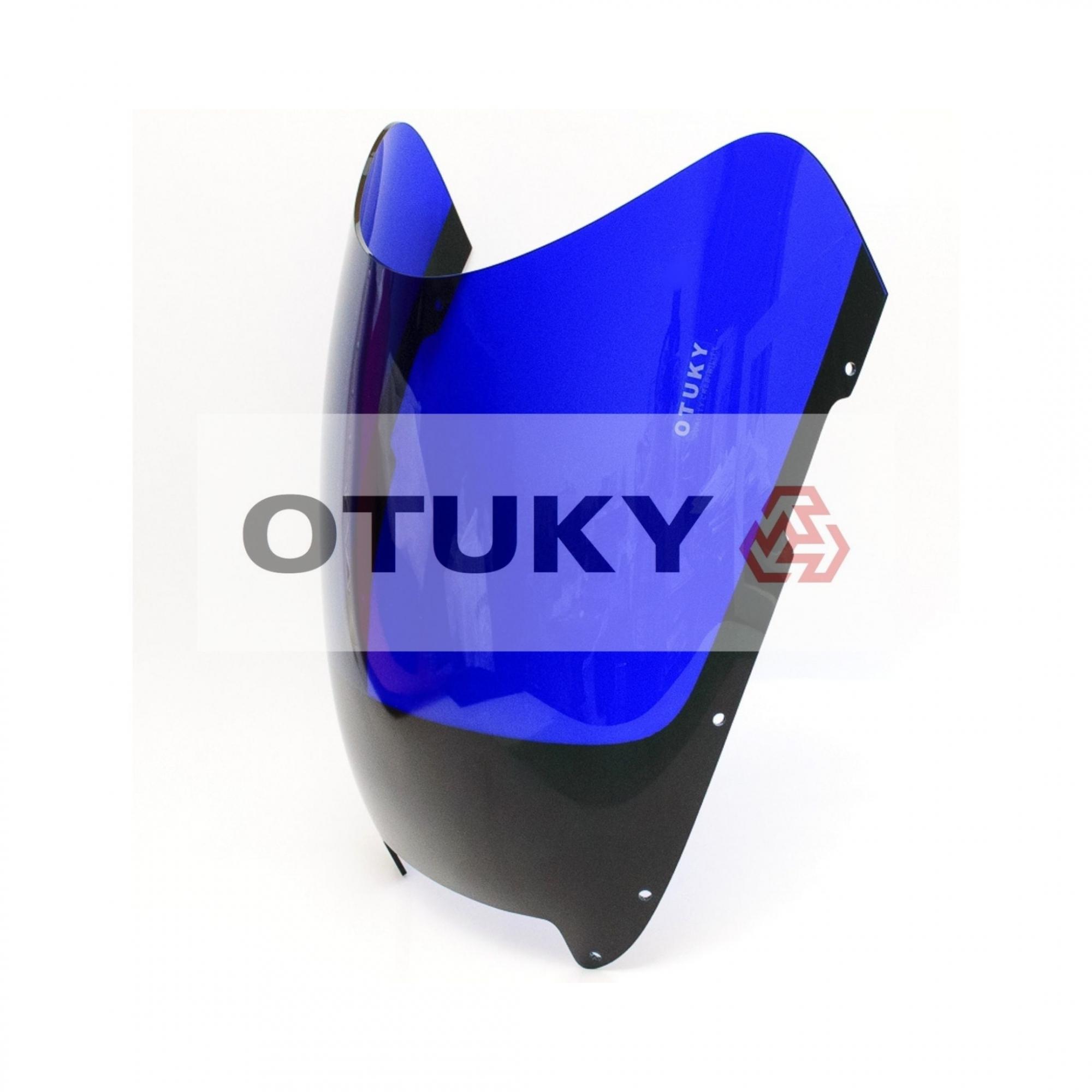 Bolha para Moto CBX 750 Indy Otuky Azul-escuro