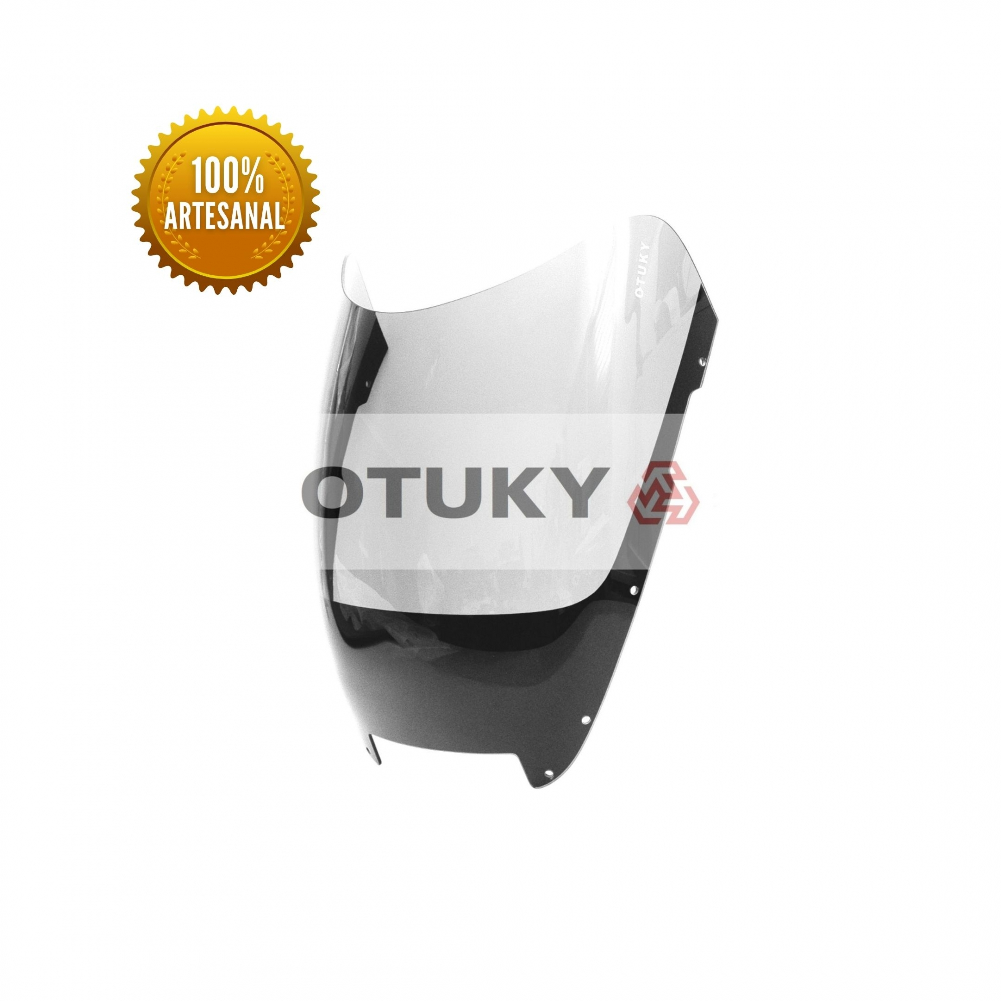 Bolha para Moto CBX 750 Indy Otuky Cristal
