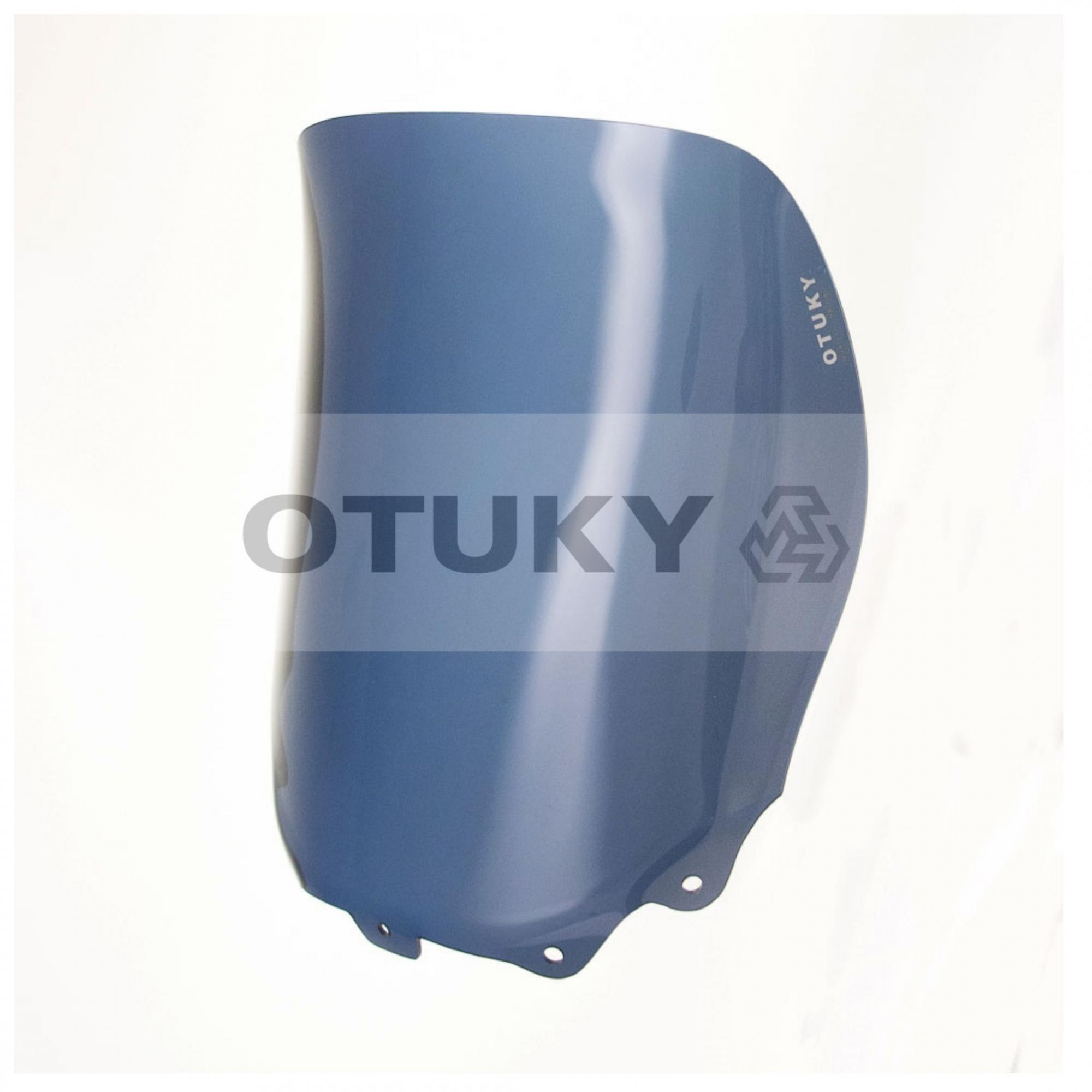 Bolha para Moto Citycom 300i Otuky Padrão Fumê Escuro