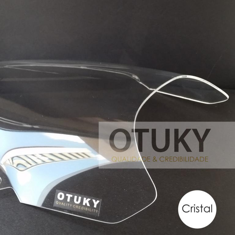 Bolha para Moto Comet 250 Gtr Otuky Padrão Cristal