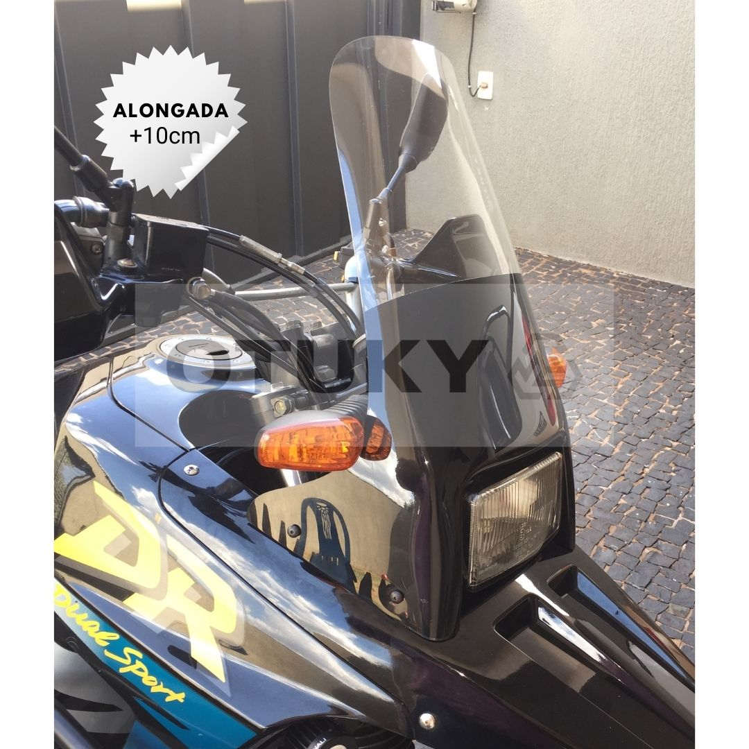 Bolha para Moto DR 800 Alongada