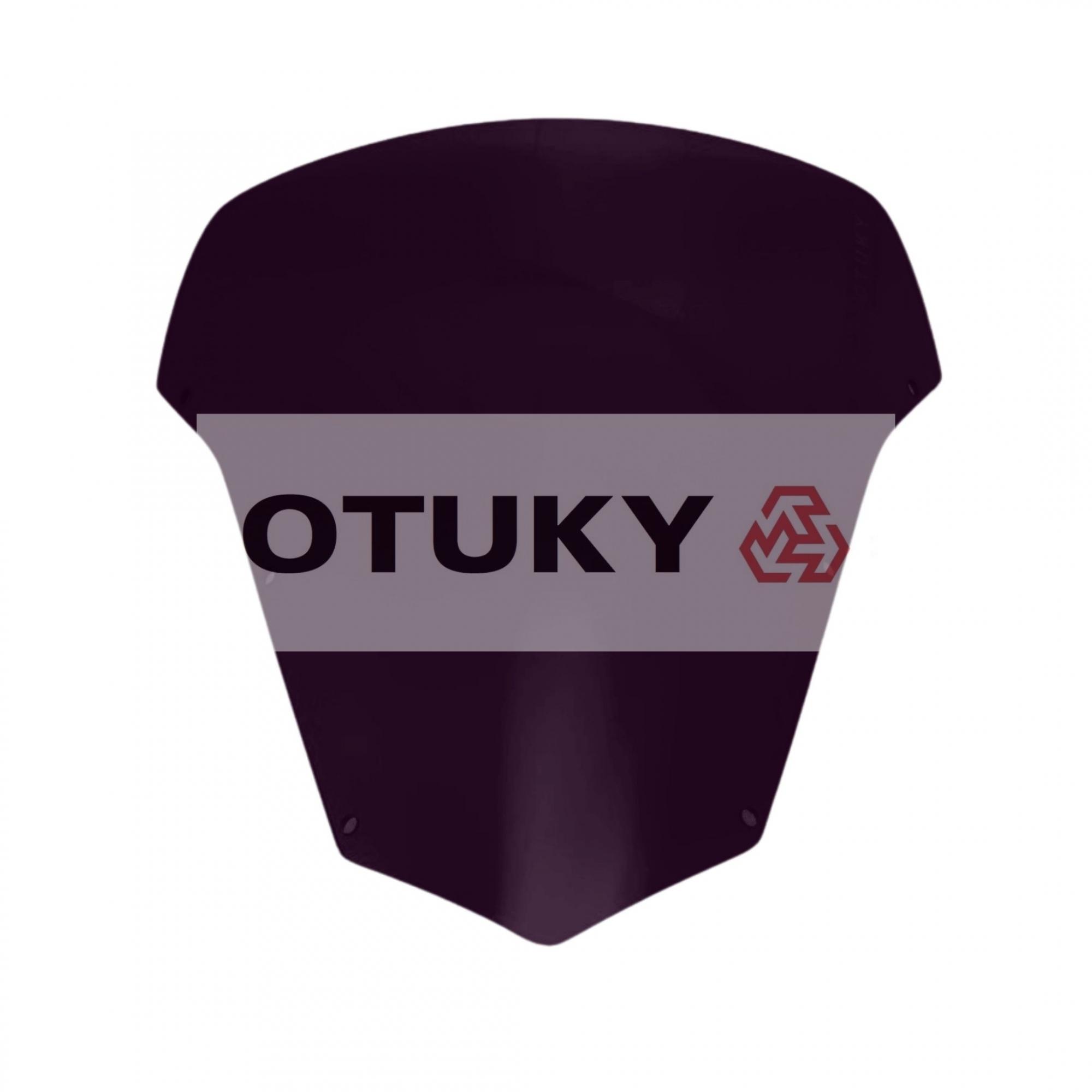 Bolha para Moto Fazer 600 FZ 6 S 2007 2008 2009 2010 Otuky