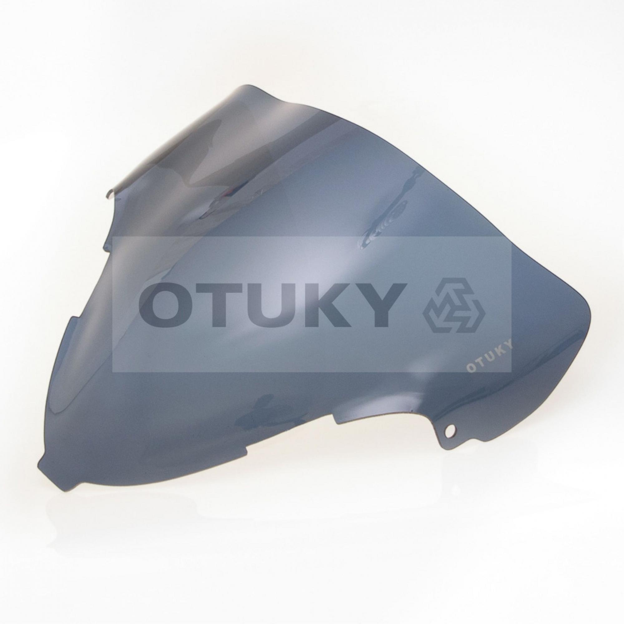 Bolha para Moto GSX 1300 R Hayabusa 1999 2000 2001 2002 2003 2004 2005 2006 2007 Otuky Fumê Escuro