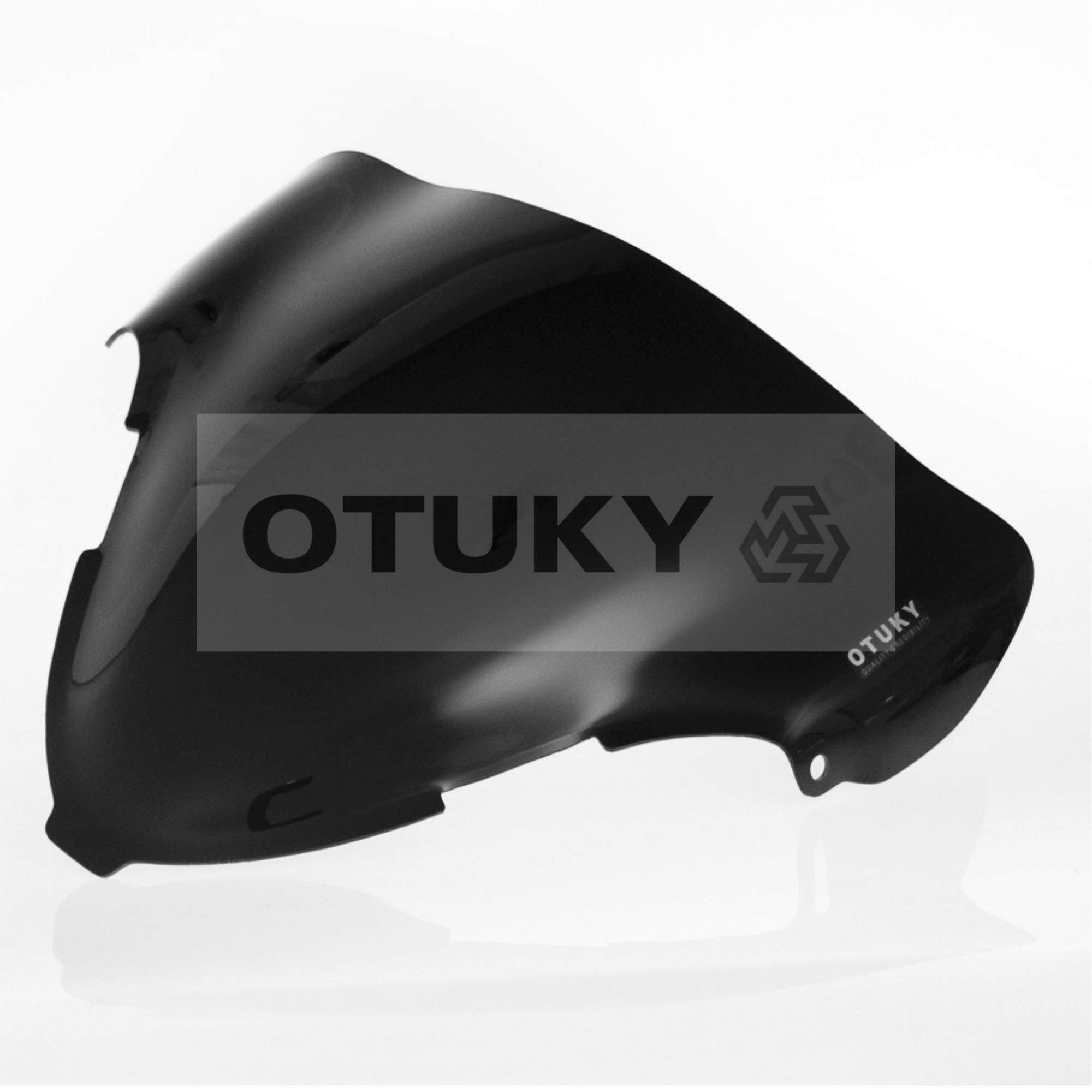 Bolha para Moto GSX 1300 R Hayabusa 1999 2000 2001 2002 2003 2004 2005 2006 2007 Otuky Preto