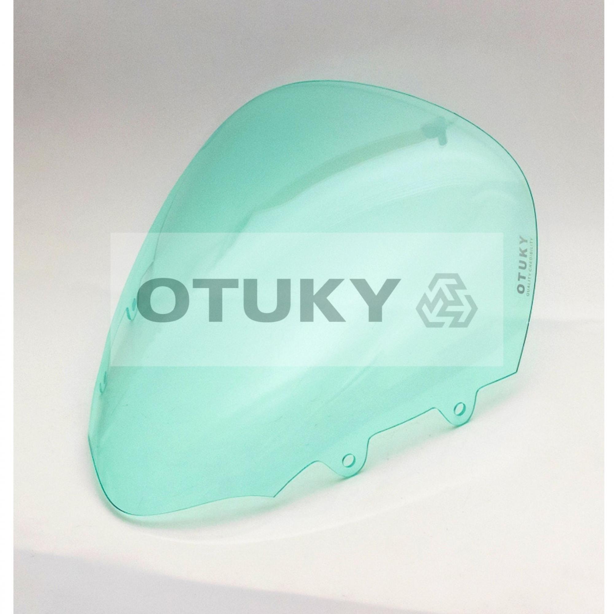 Bolha para Moto PCX 125 150 2013 Até 2018 Otuky Padrão Verde-Claro