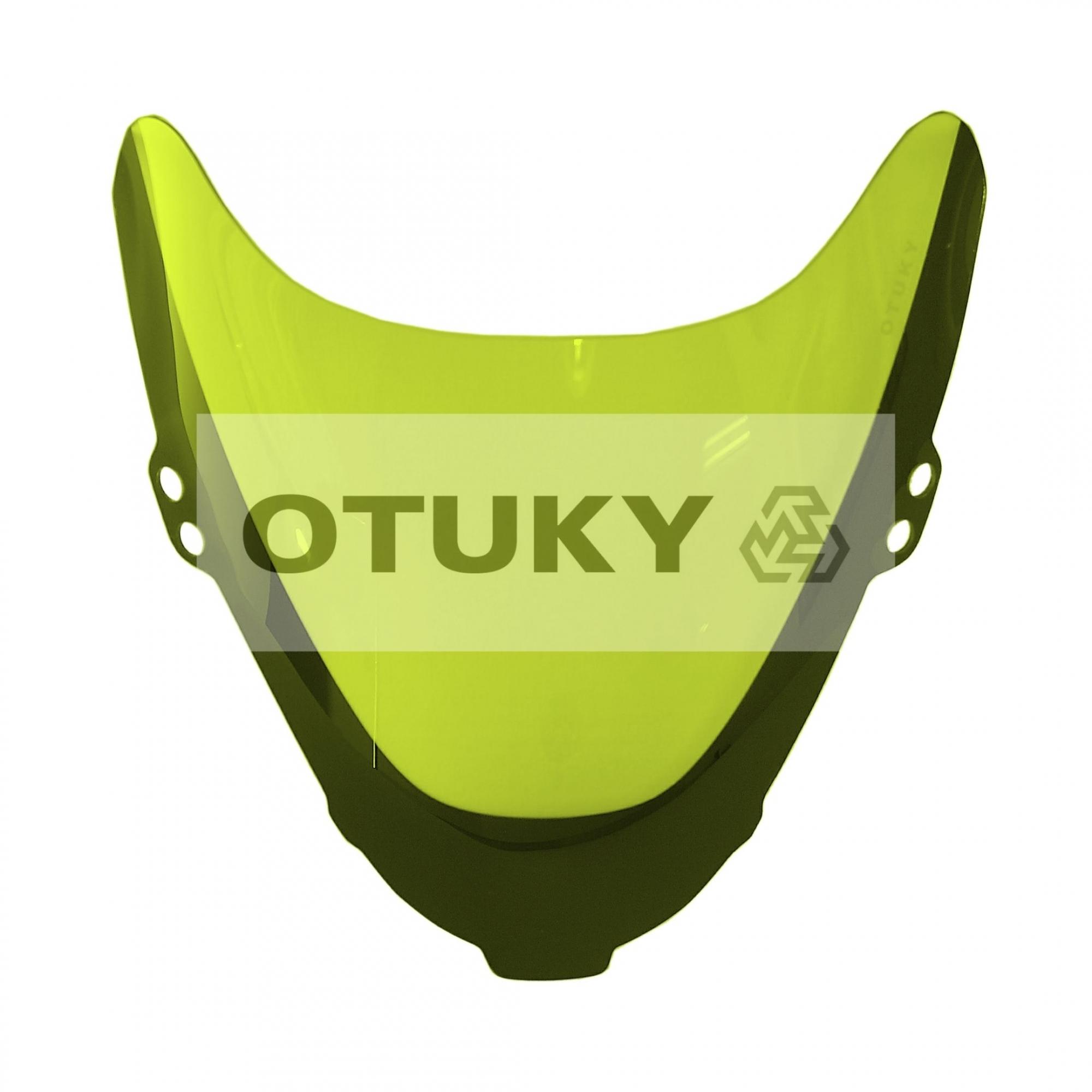 Bolha Para Moto RF 600 900 1994 1995 1996 1997 Otuky Verde Fosforescente