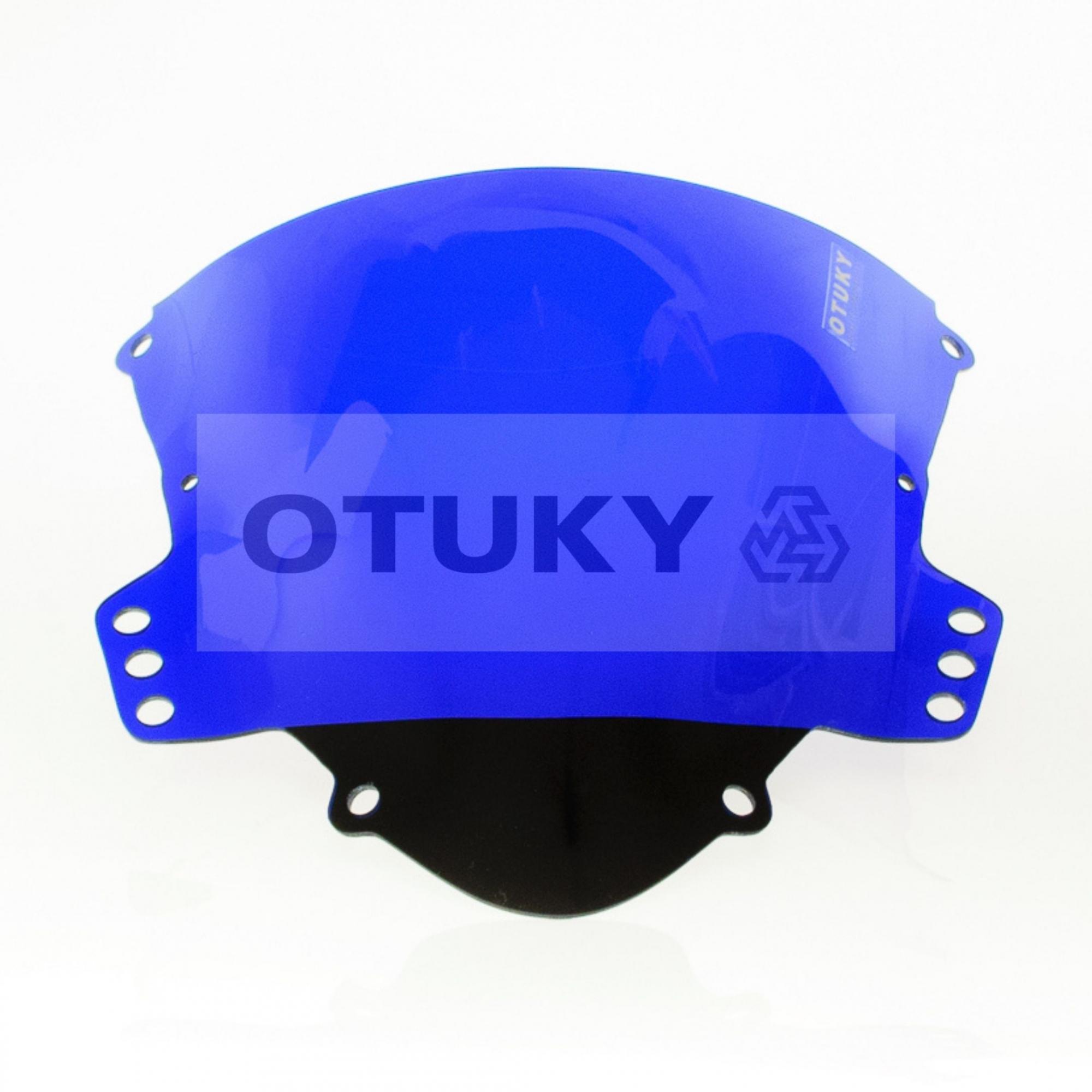 Bolha Para Moto Srad 1000 GSX-R 2006 2007 K5 Otuky Azul-Escuro