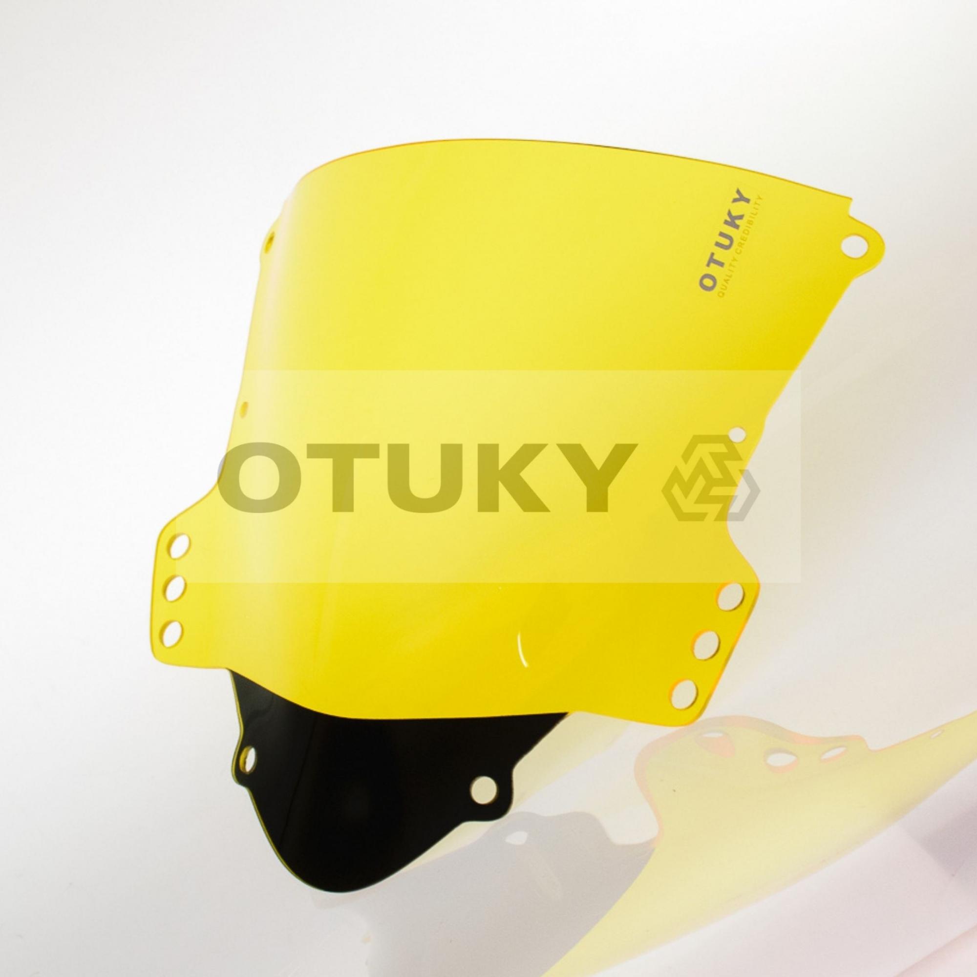 Bolha Para Moto Srad 1000 GSX-R 2006 2007 K5 Otuky Amarelo