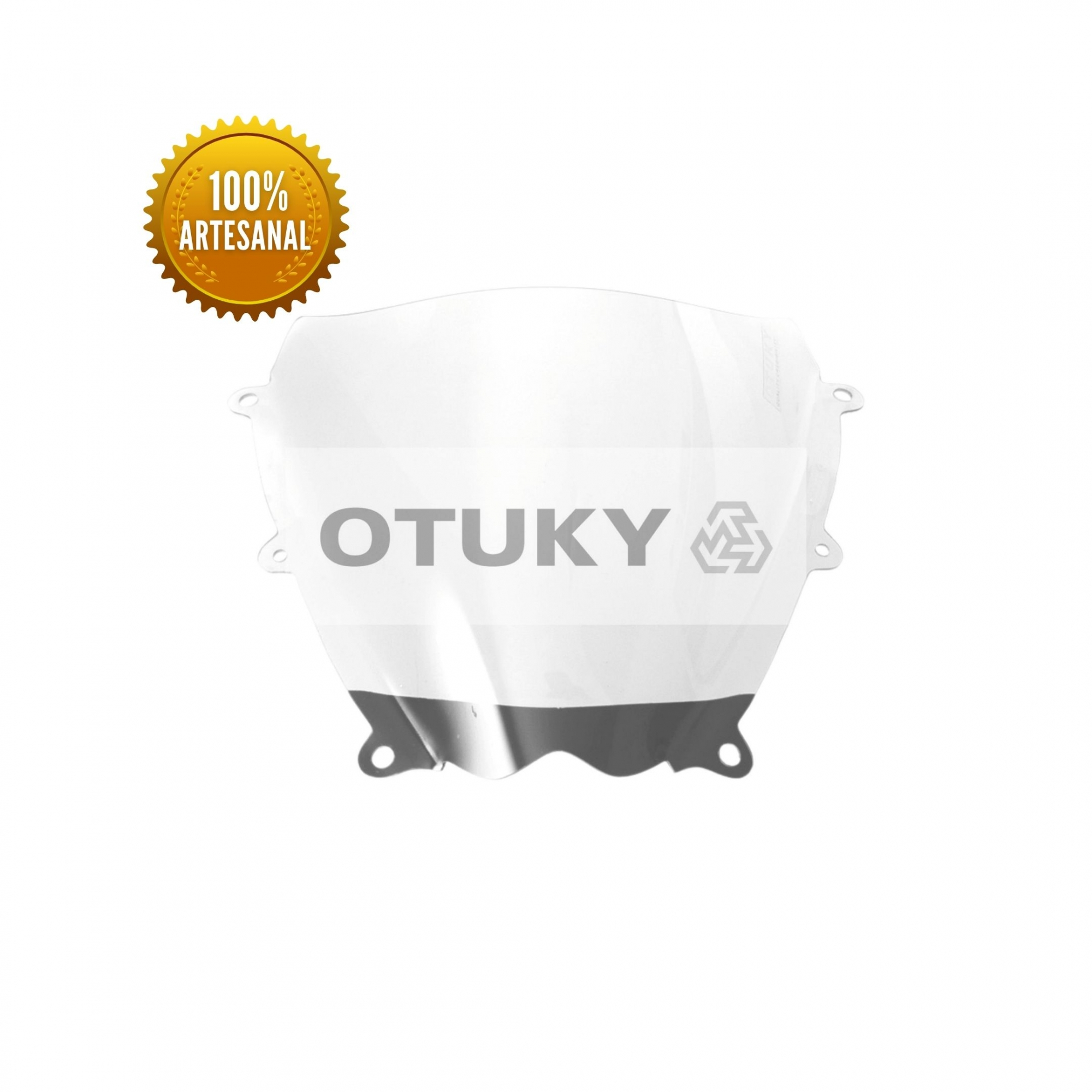 Bolha Para Moto Srad 1000 GSX-R 2008 2009 2010 Otuky Cristal