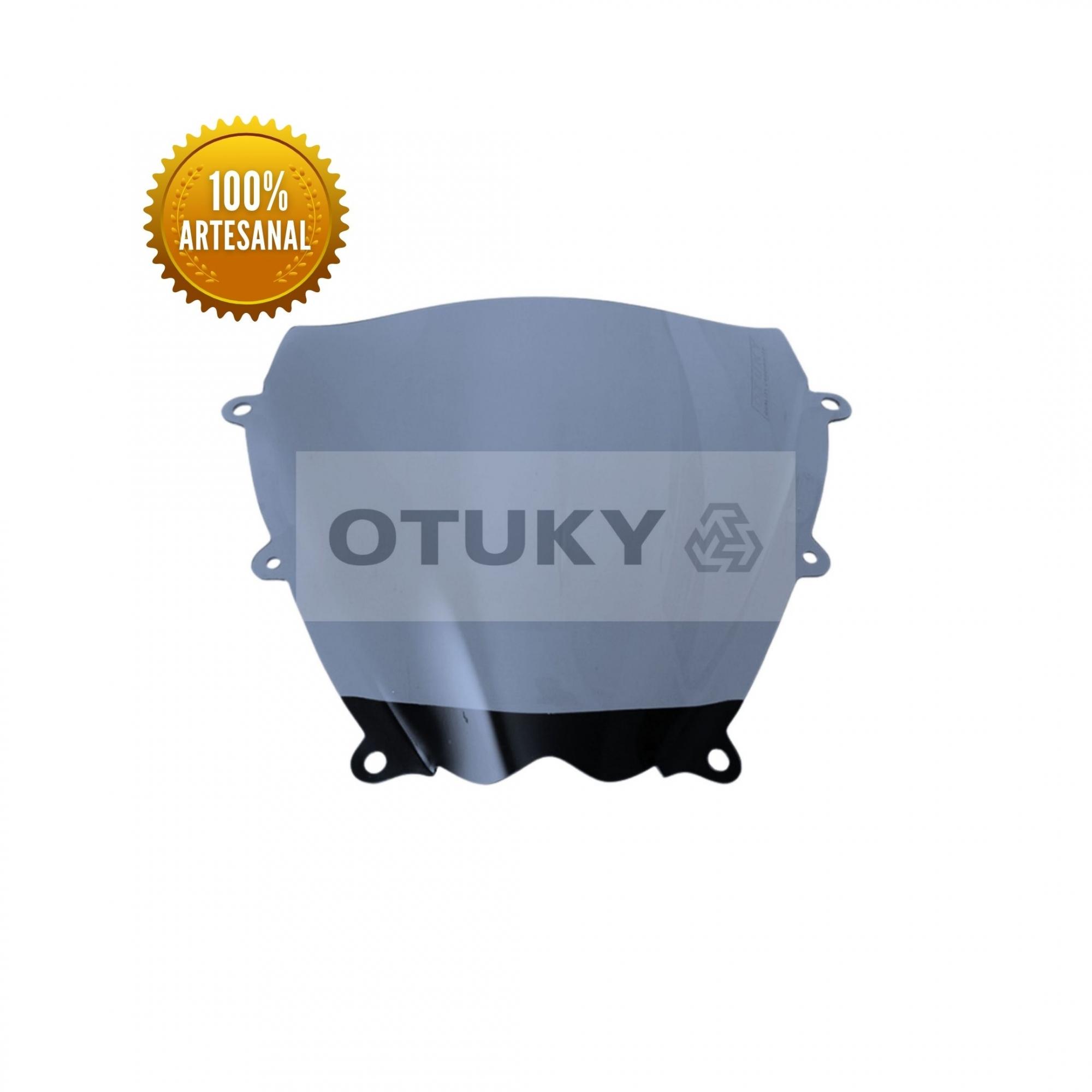 Bolha Para Moto Srad 1000 GSX-R 2008 2009 2010 Otuky Fumê Escuro