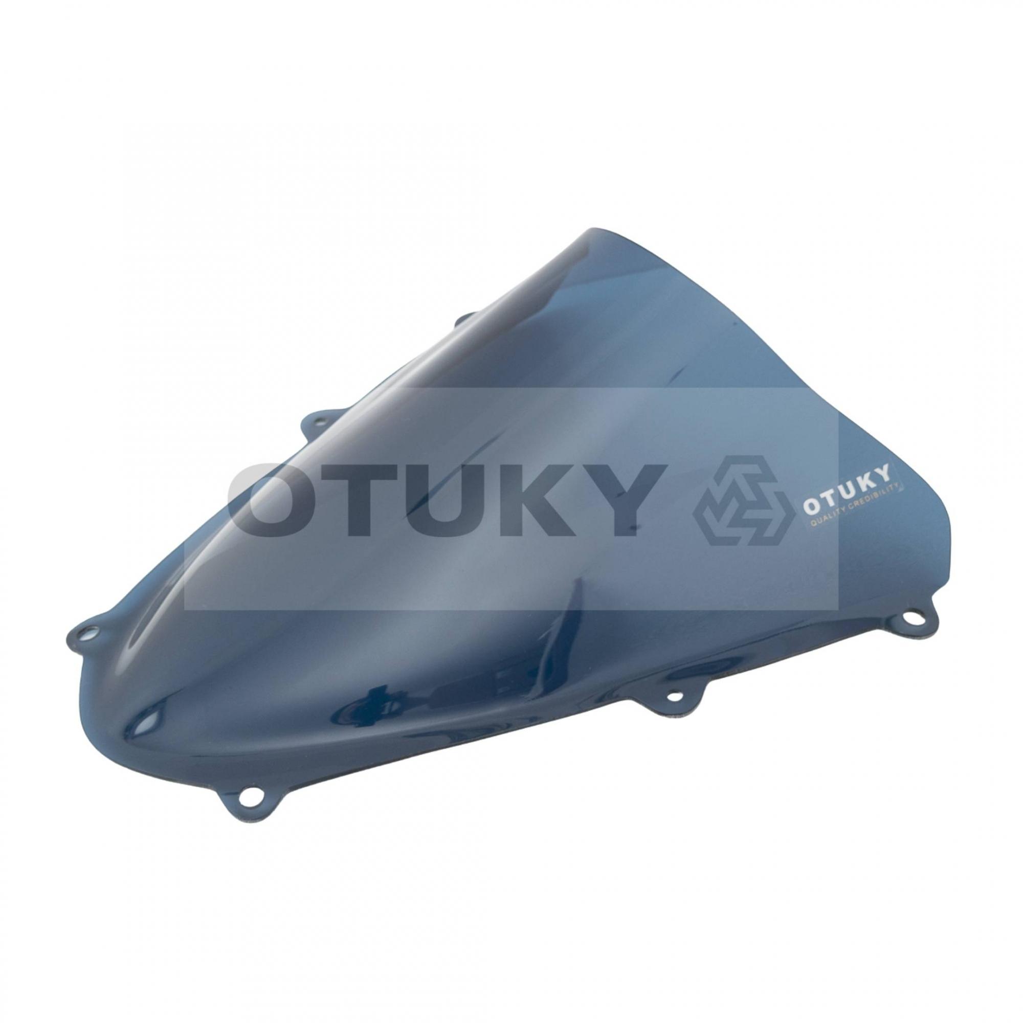 Bolha para Moto Srad 1000 Gsx-R 2011 2012 2013 2014 2015 2016 2017 Otuky Fumê Escuro