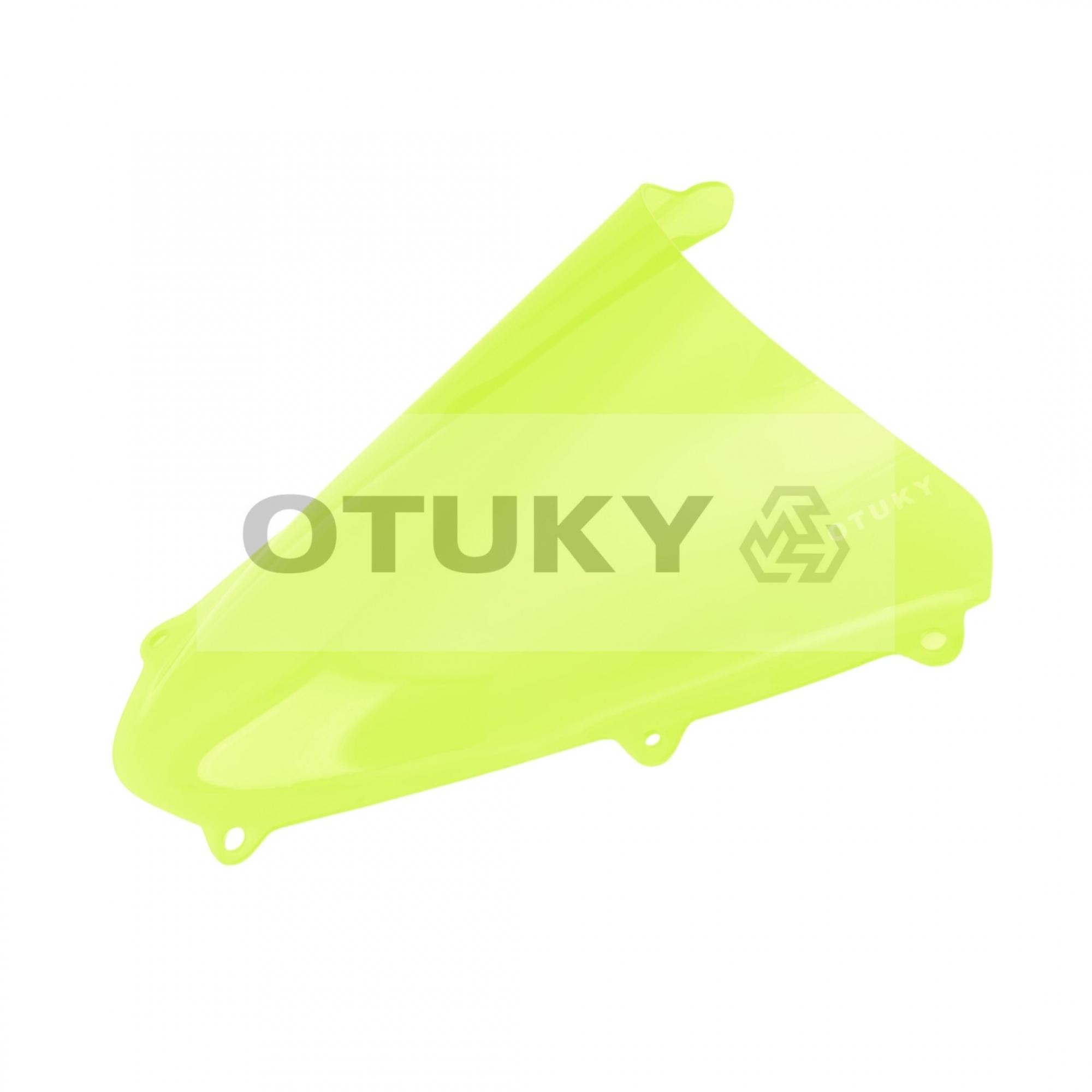 Bolha para Moto Srad 1000 Gsx-R 2011 2012 2013 2014 2015 2016 2017 Otuky Verde Fosforescente