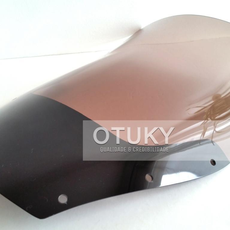 Bolha para Moto Super City 50 Alongada