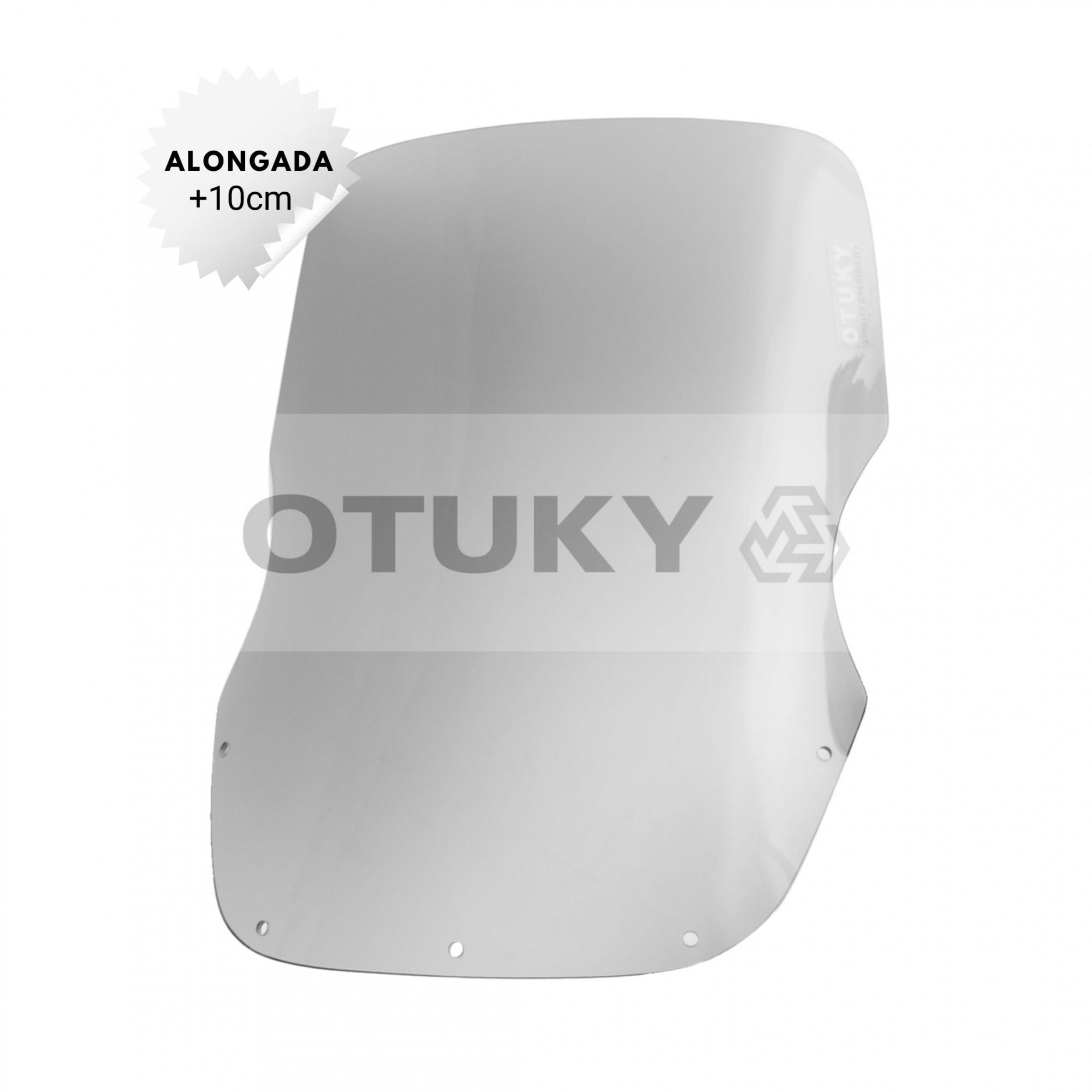 Bolha para Moto Super Ténéré 750 XTZ Alongada +10cm
