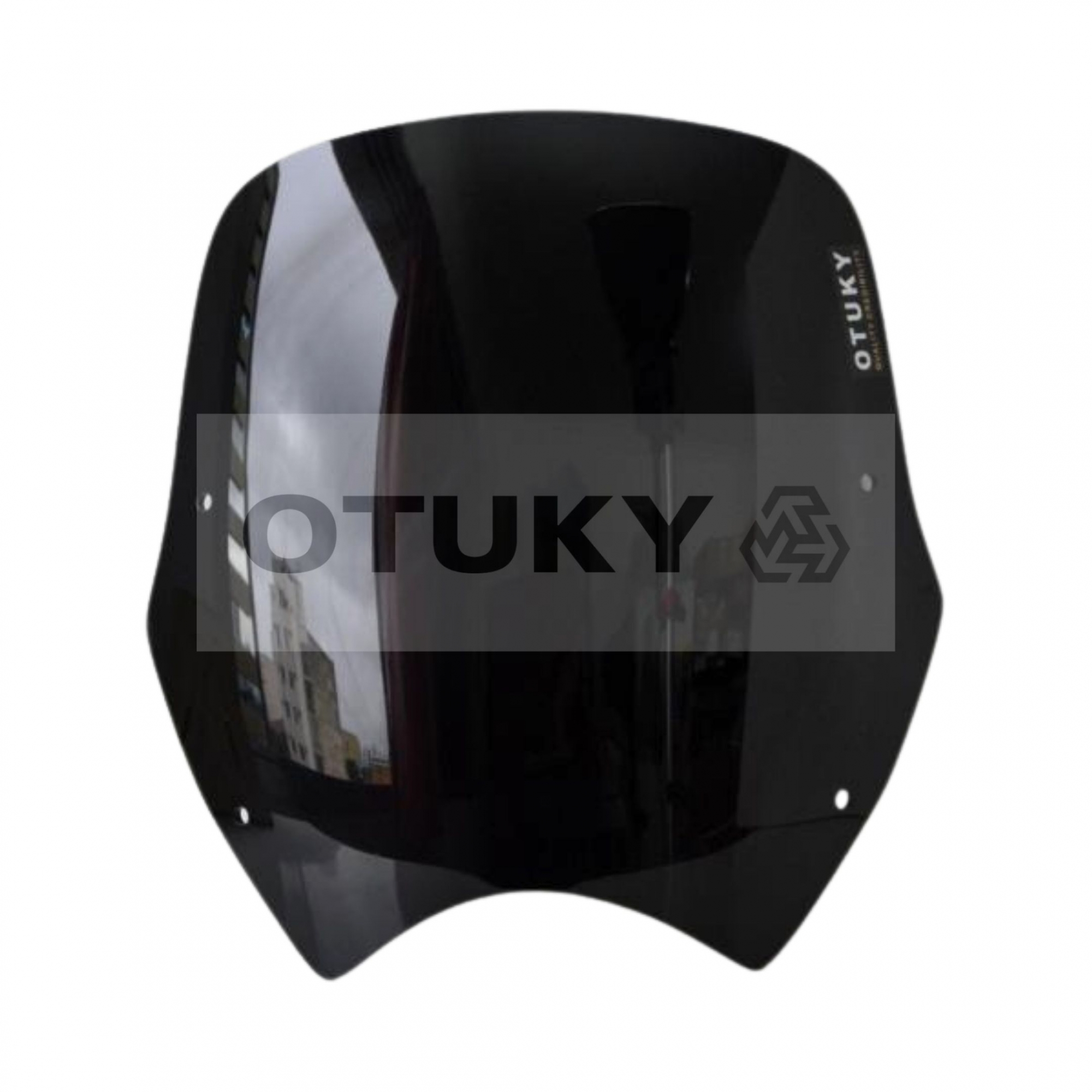 Bolha para Moto Transalp XL 700 V Otuky Padrão
