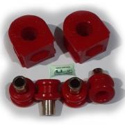 Troller - Kit Estabilizador Dianteiro de Buchas em Poliuretano - 06pç