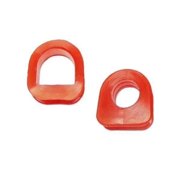 Monza - 02 Buchas Fixação Caixa Direção em Poliuretano