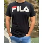 CAMISA FILA . 948263 PRETO MASCULINO