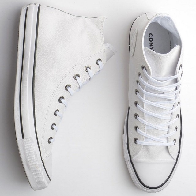 BOTA ALL STAR CHUCK TAYLOR CT04490001 BRANCO FEMININO
