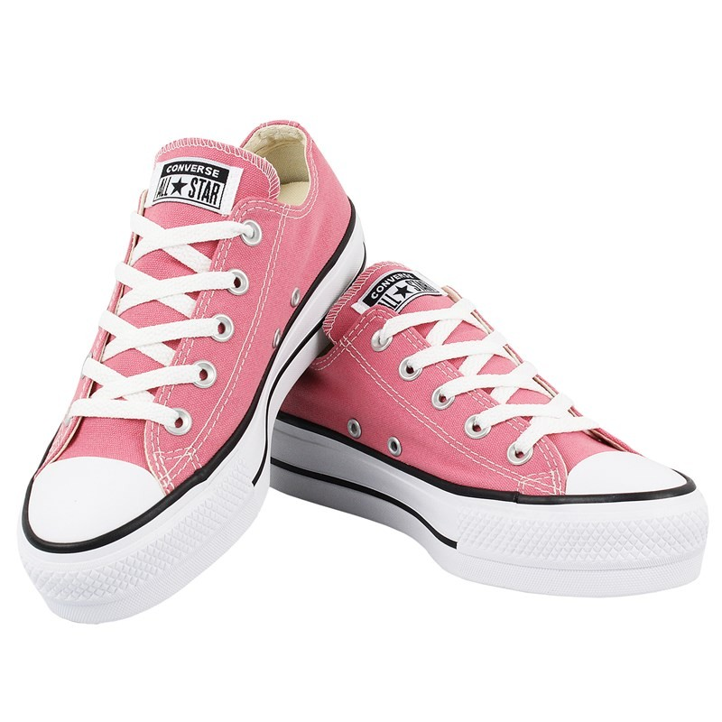 TENIS ALL STAR CHUCK TAYLOR CT09630017 ROSA FEMININO