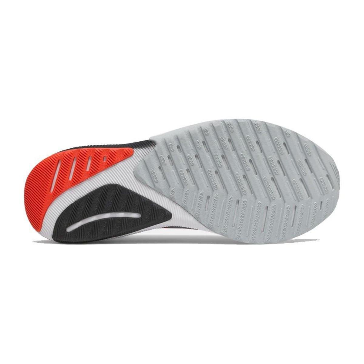 TENIS NEW BALANCE FUELCELL PROPEL V2 MFCPRCL2 CINZA VERMELHO MASCULINO
