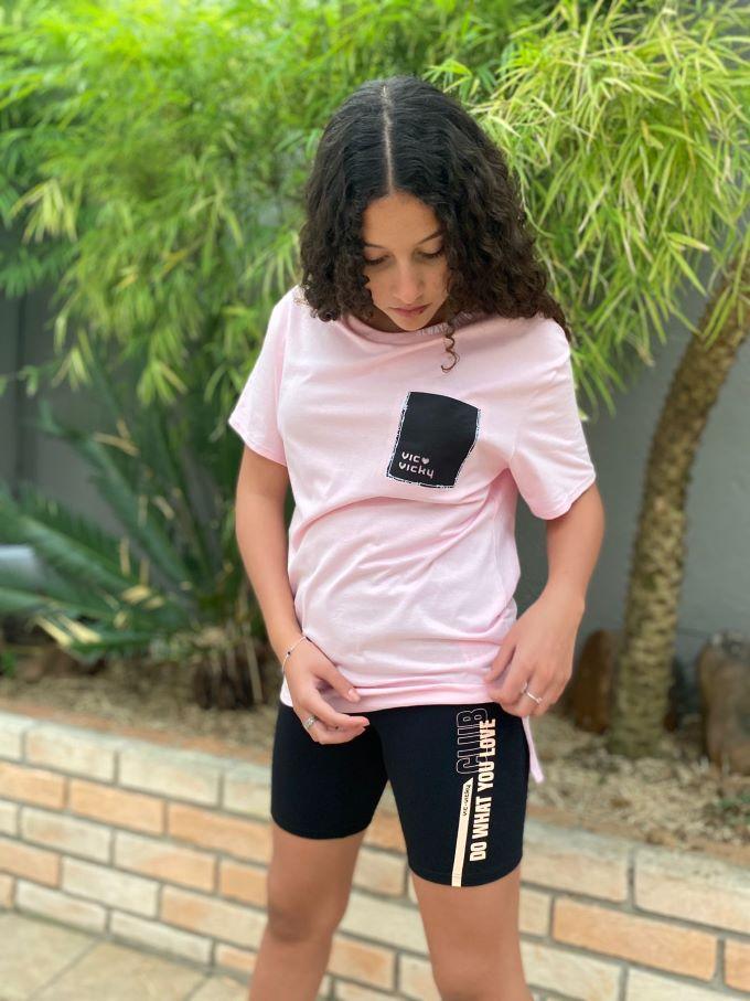 Bermuda infantil menina ciclista Vic -Tam 12 a 18 anos