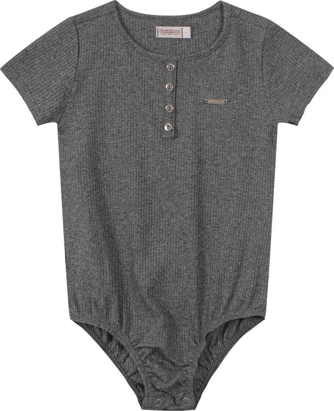 Blusa Body infantil canelado  Tam 10 a 18 anos