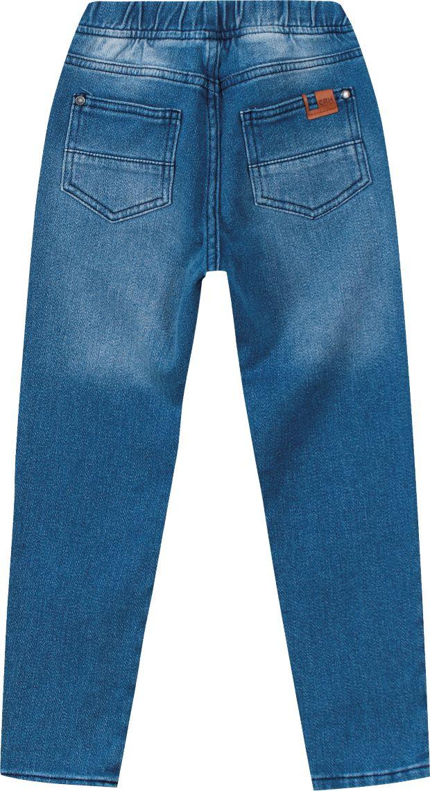 Calça infantil masculina jogger - Tam 8 a 18 anos