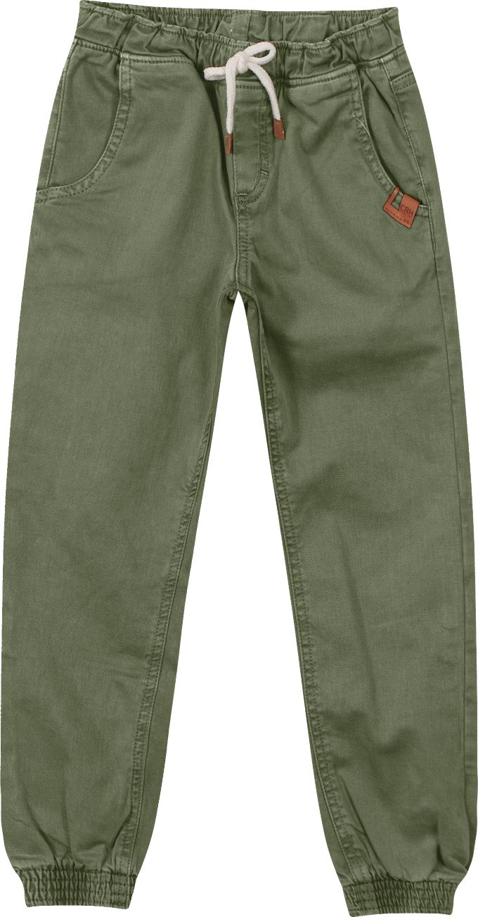 Calça infantil masculina jogging - Tam 8 a 18 anos
