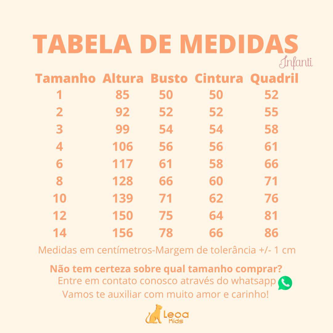 Conjunto Blusa, Calça e Colete com pelo  Tam 06 a 10 anos