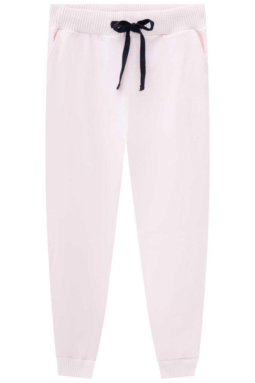 Pijama estampado com calça em cotton - Tam 12 a 16 anos