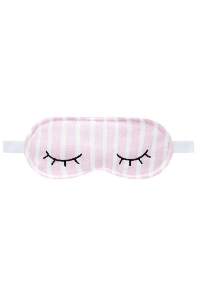 Máscara infantil para dormir