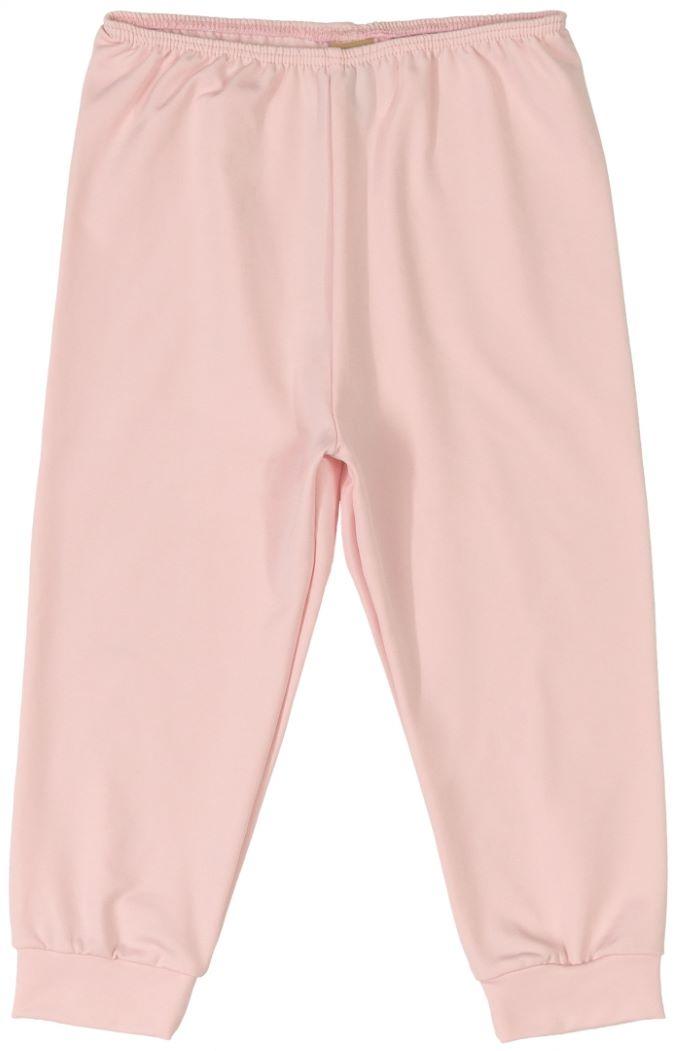 Pijama Body manga longa e Calça em malha - Tam P: 0-03M / M: 6-9M / G: 9-12M