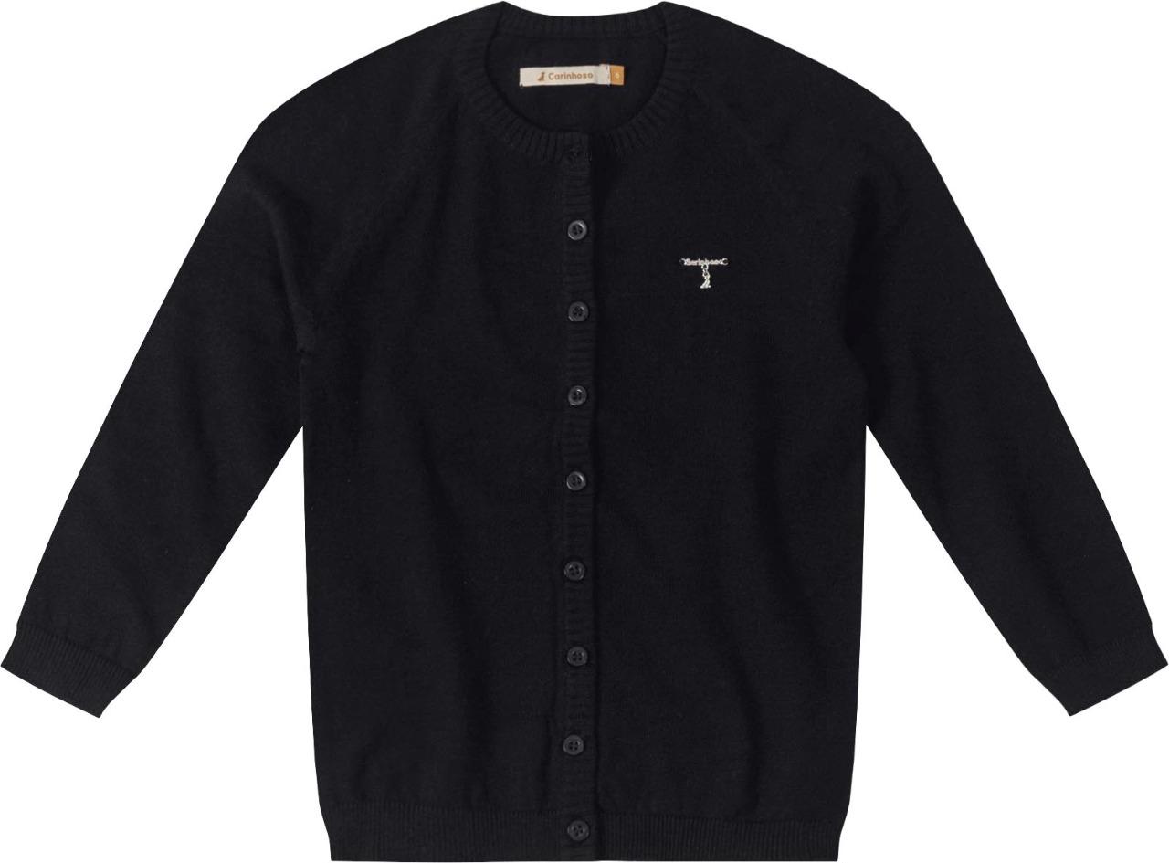 Suéter manga longa - Tam 02 a 10 anos