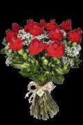 Bouquet Perfeição Vermelho