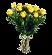 Bouquet Sem Fronteiras Amarelo