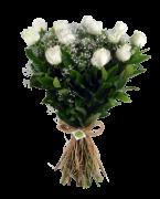 Bouquet Sem Fronteiras Branco