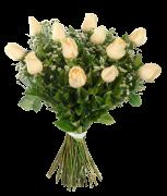 Bouquet Sem Fronteiras Champagne