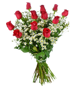 Bouquet Sem Fronteiras Vermelho
