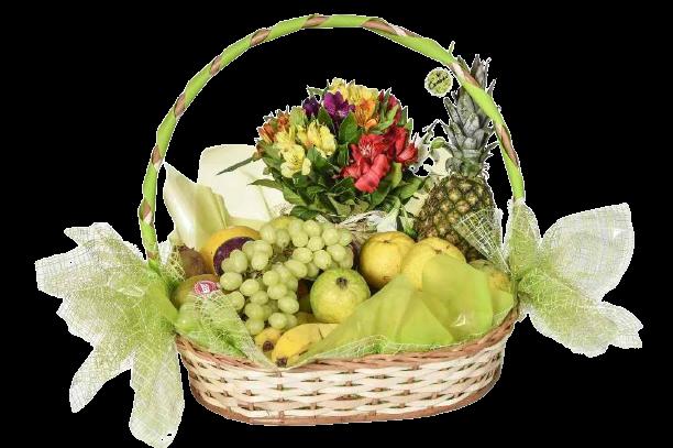 Cesta Amor de Verão  - Floricultura Cambuí
