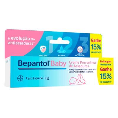 BEPANTOL BABY CREME PARA ASSADURA COM 30G